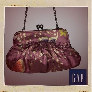 Dainty Silk Vintage Inspired Bag
